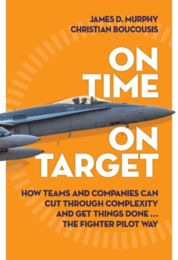 On Time on Target Book Cover
